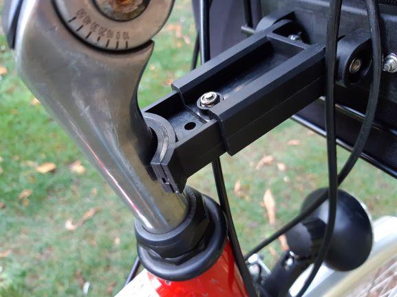 Halterung Trixie Front-Fahrradkorb