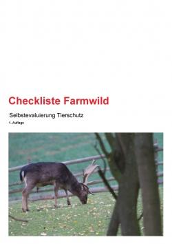 Checkliste Farmwild 3. Auflage