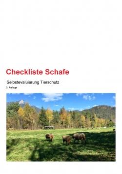 Checkliste Schafe 3. Auflage