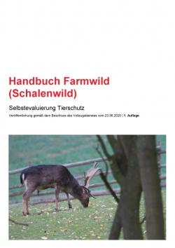 Handbuch Farmwild 1. Auflage