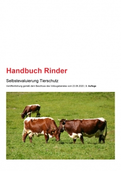 Handbuch Rinder 3. Auflage