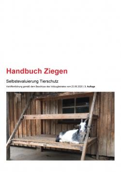 Handbuch Ziegen 3. Auflage