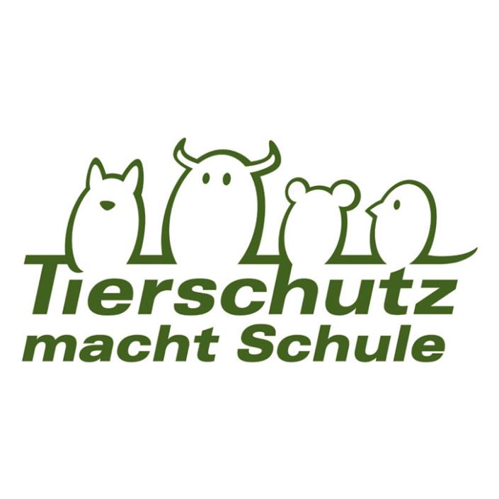 Logo Tierschutz macht Schule