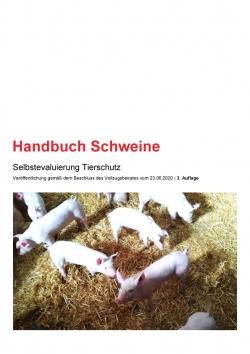 Handbuch Schweine 3. Auflage