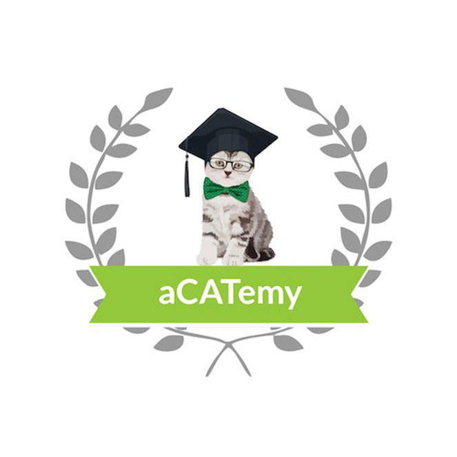 aCATemy Logo - Petra Ott